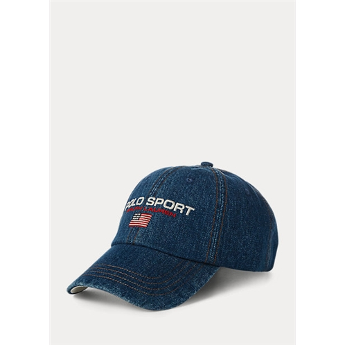 Polo Ralph Lauren Limited-Edition Denim Ball Cap
