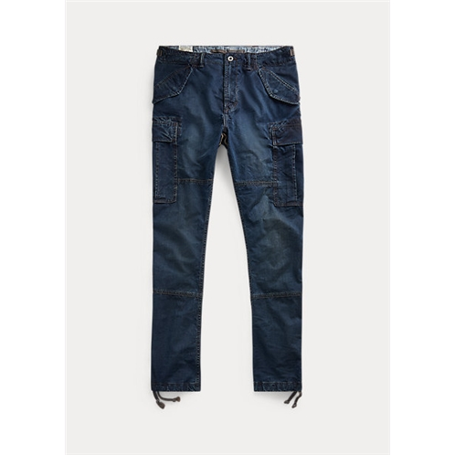 Polo Ralph Lauren Slim Fit Denim Cargo Pant