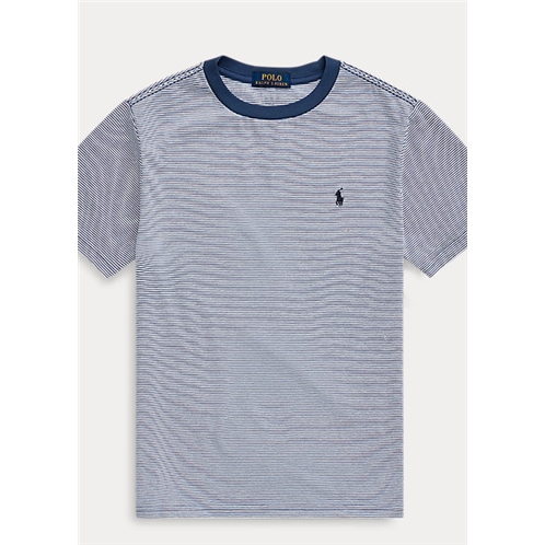 Polo Ralph Lauren Striped Cotton-Blend Tee