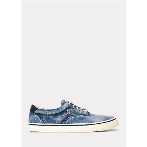 Polo Ralph Lauren Thorton Denim Sneaker