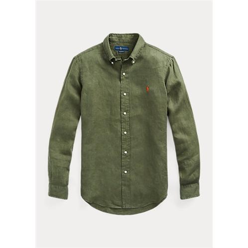 Polo Ralph Lauren Linen Shirt - All Fits