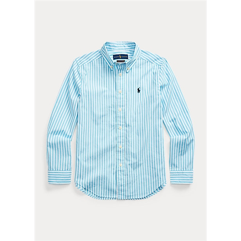 Polo Ralph Lauren Striped Cotton Poplin Shirt
