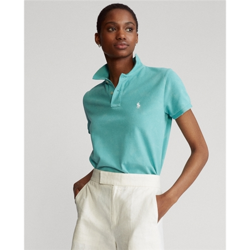 Polo Ralph Lauren Classic Fit Frayed Polo Shirt