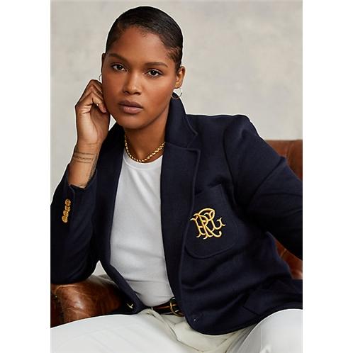 Polo Ralph Lauren Double Knit Jacquard Blazer