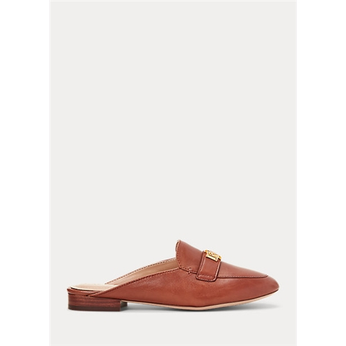 Polo Ralph Lauren Leather Slip-On Loafer