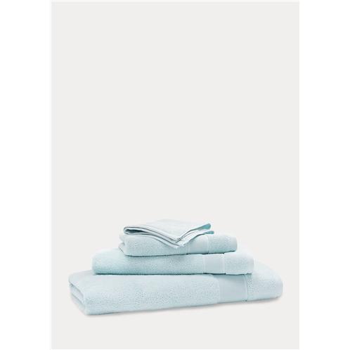 Lauren Home Sanders Bath Towels & Mat