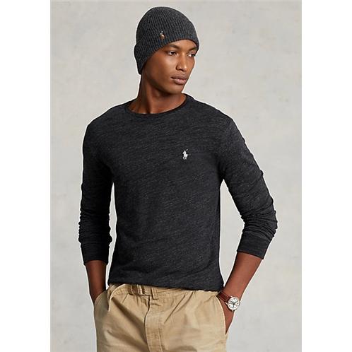 Polo Ralph Lauren Classic Fit Jersey Long Sleeve T Shirt