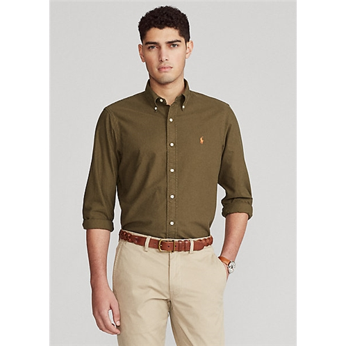 Polo Ralph Lauren Classic Fit Garment Dyed Oxford Shirt