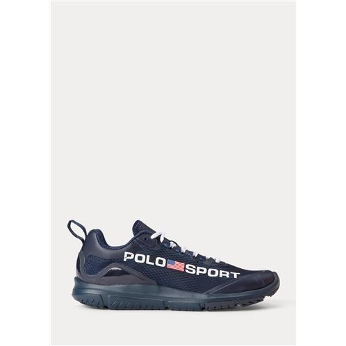 Polo Ralph Lauren Logo Tech Racer Sneaker