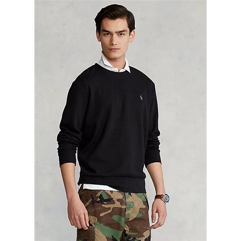 Polo Ralph Lauren Luxury Jersey Crewneck Pullover