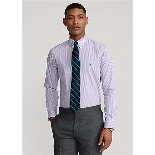 Polo Ralph Lauren Bengal-Stripe Poplin Shirt ? All Fits