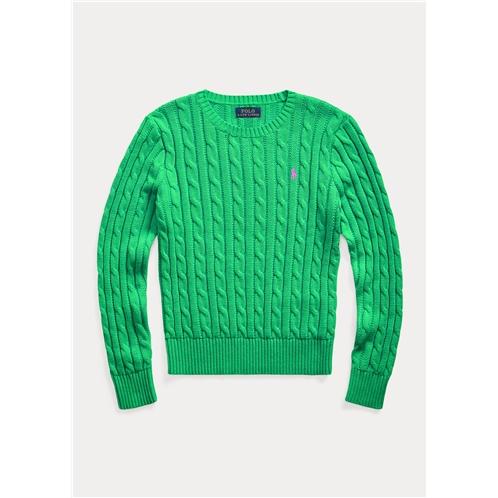 Polo Ralph Lauren Cable Knit Cotton Sweater