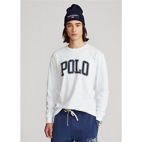 Polo Ralph Lauren Classic Fit Logo Jersey T Shirt