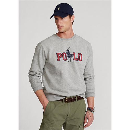 Polo Ralph Lauren Big Pony Logo Fleece Sweatshirt