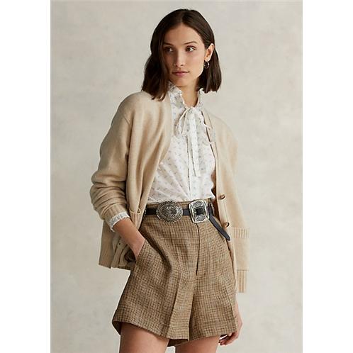 Polo Ralph Lauren Wool Blend Buttoned Cardigan