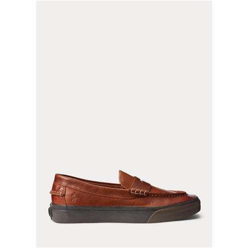 Polo Ralph Lauren Keaton Leather Penny Loafer