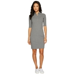 Lacoste 1/2 Sleeve Stretch Pique Polo Dress