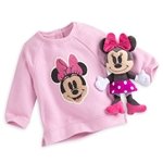 Disney Minnie Mouse Pink Gift Set for Baby