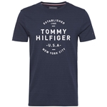 Tommy Hilfiger Tom Print T-shirt