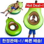 BigMouth Inc Giant Avocado Pool Float / 빅마우스 자이언트 아보카드 튜브!