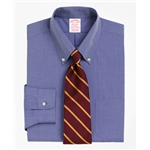 Brooksbrothers Traditional Fit Button-Down Collar Dress Shirt
