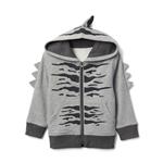 Gap Dinosaur zip hoodie