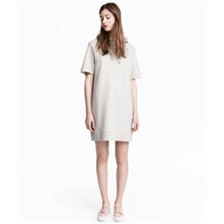 H&M Hooded Dress