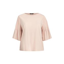 Polo Ralph Lauren Pintuck-Sleeve Jersey Top