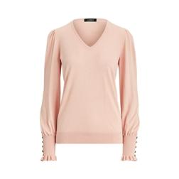 Polo Ralph Lauren Flared-Cuff Sweater