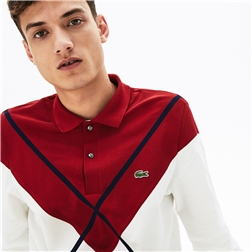 Lacoste Mens Made In France Regular Fit Polo