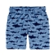 Carters Pull-On Shark French Terry Shorts