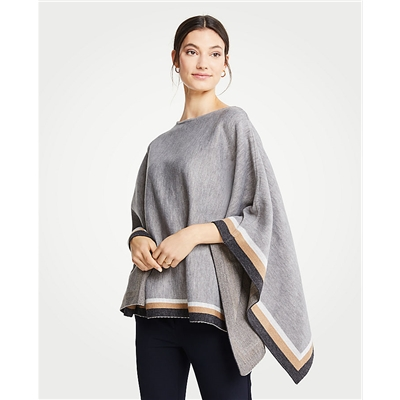 Anntaylor Tipped Cape