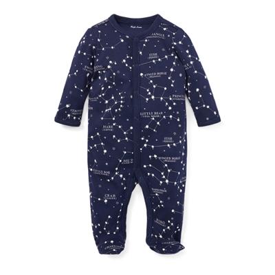 Polo Ralph Lauren Constellation Cotton Coverall