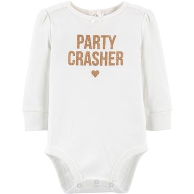 Oshkoshbgosh Party Crasher Bodysuit
