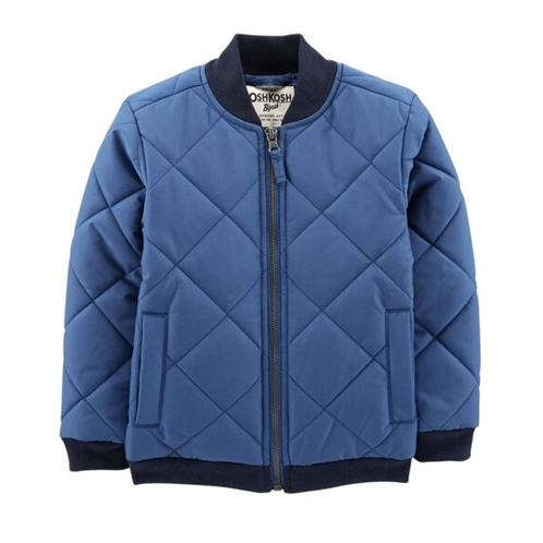 Oshkoshbgosh Quilted Bomber Jacket
