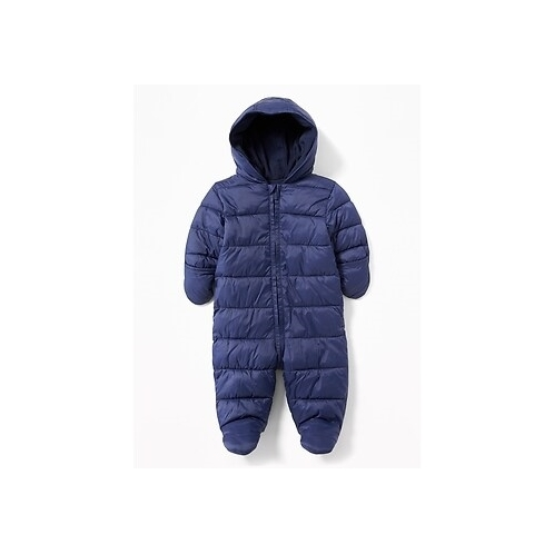 Oldnavy Hooded Snowsuit for Baby Hot Deal