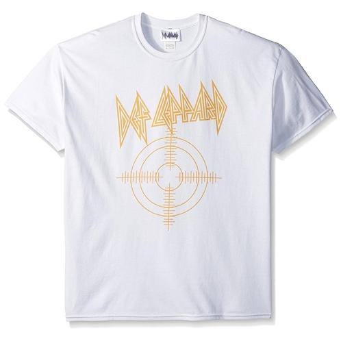 Def+Leppard Def Leppard Mens Target T-Shirt