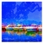 The Marina All Weather Outdoor Canvas Art