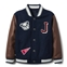 Janie and Jack Wool Varsity Letterman Jacket