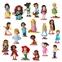 Disney Animators Collection Mega Figurine Set