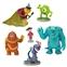 Disney Monsters, Inc. Figure Play Set