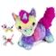Twisty Petz, Series 4, Fluffums Unicorn Bundle with Cuddlez Plush and 2 Collectible Bracelets