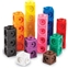 Learning Resources Mathlink Cubes, Homeschool, Educational Counting Toy, Math Cubes, Early Math Skills, Math Manipulatives, Set of 100 Cubes, Ages 5+