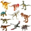 Mattel Jurassic World Camp Cretaceous Mini Dino 10-Pack